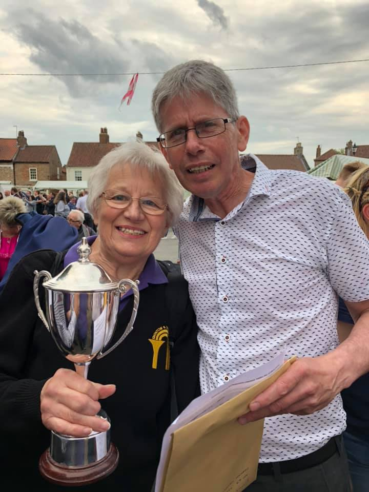 Easingwold March contest 2019